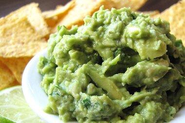 simply guacamole recipe