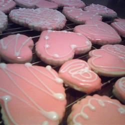 Pope's Valentine Cookies CwazyKooker