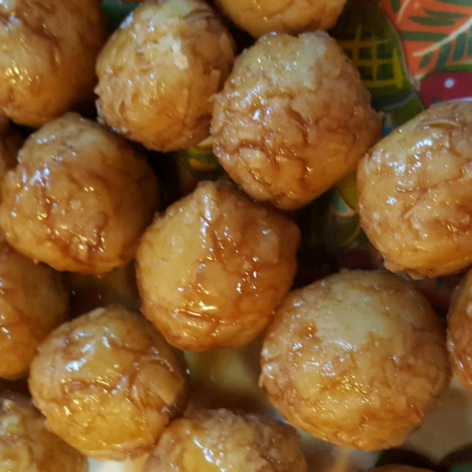 Karioka Sweet Rice Balls Cheri
