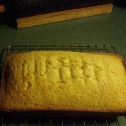 Buttermilk Pound Cake I Melissa.D.