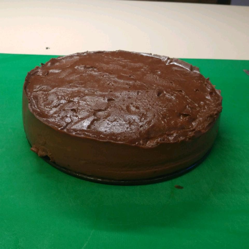 Chocolate Mousse Cheesecake Pam Hageman