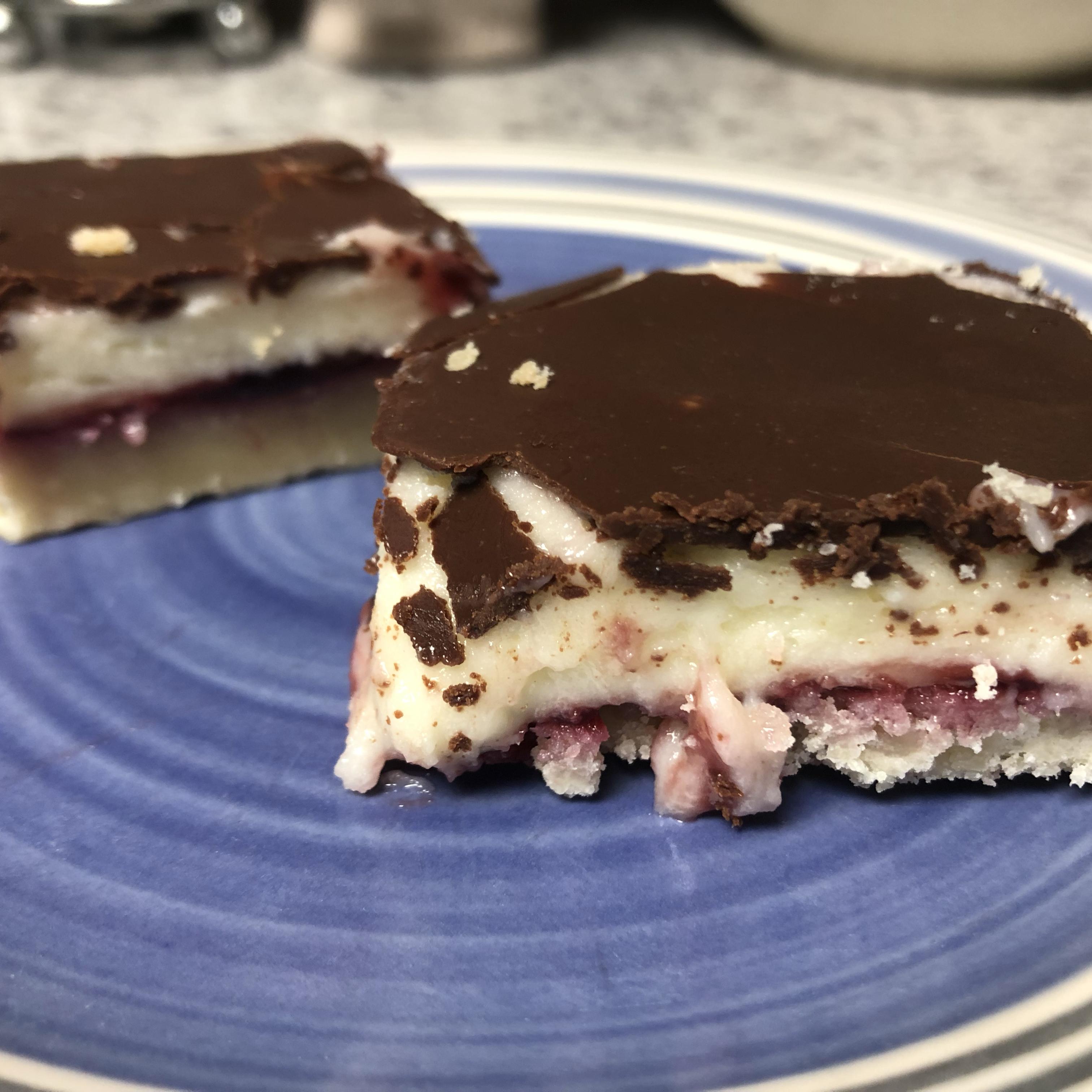 Raspberry Chocolate Supremes RusoJap