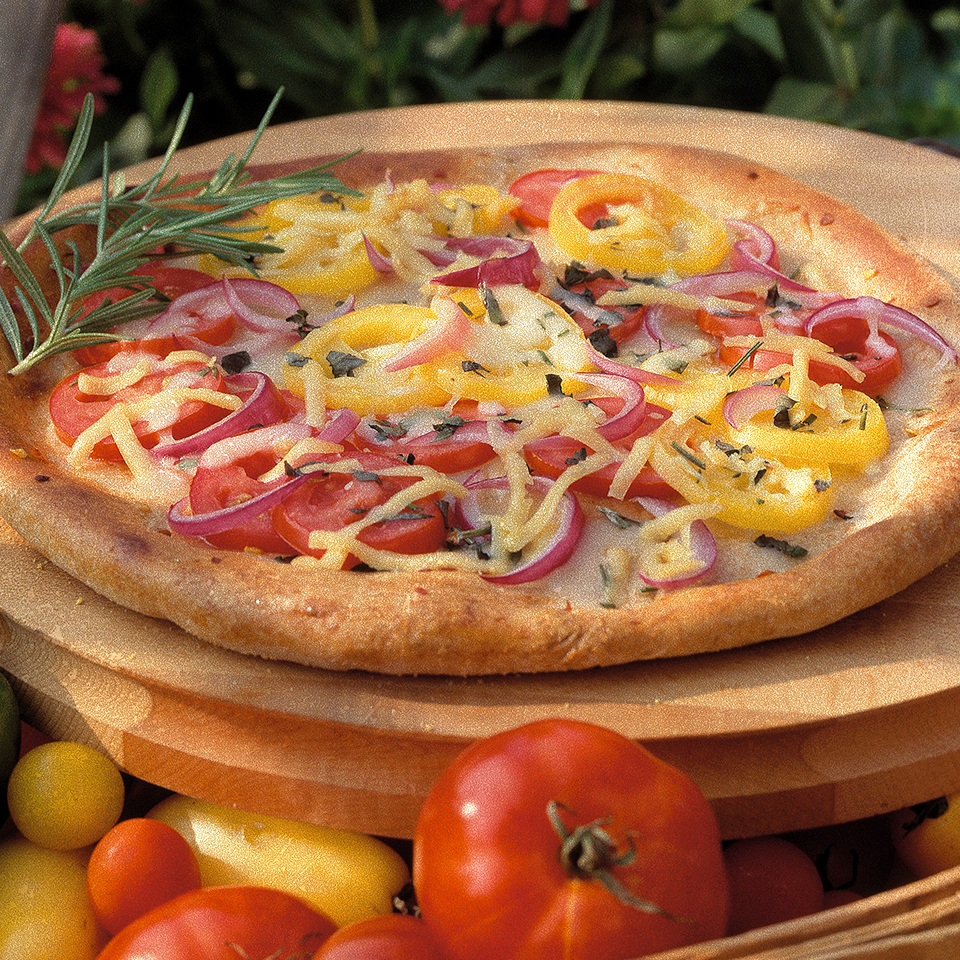 Smoky Tomato Pizza Diabetic Living Magazine