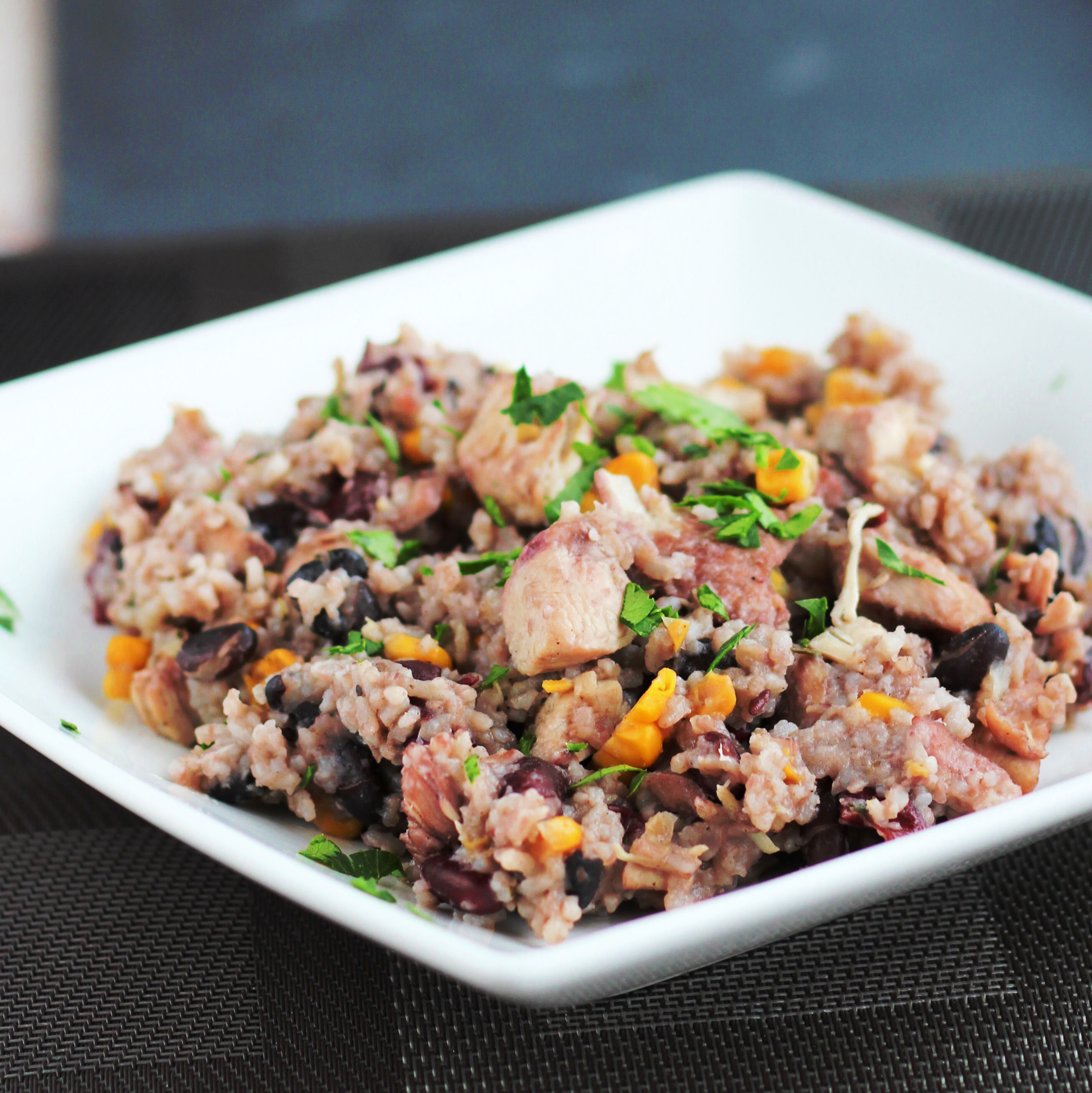 Instant Pot® Jamaican Rice and Beans