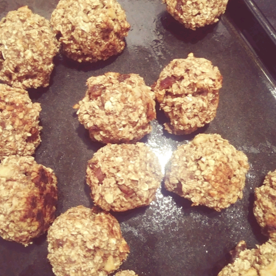 Oatmeal Breakfast Cookies karn36