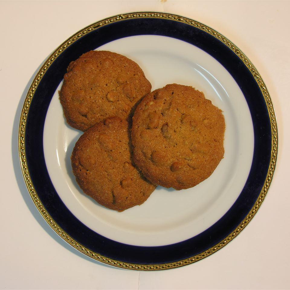 Walnut Cookies I centurialee