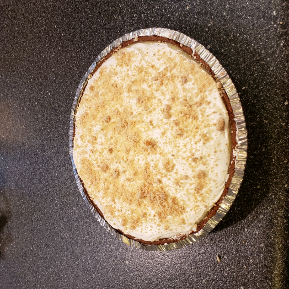 Real Southern Peanut Butter Pie Don Turriff
