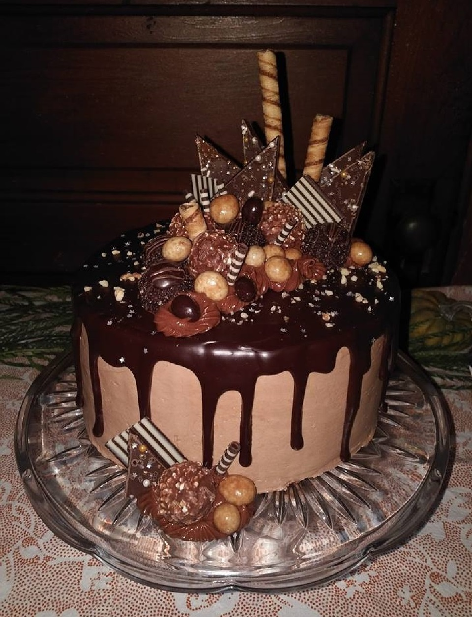 Nutella® Chocolate Cake