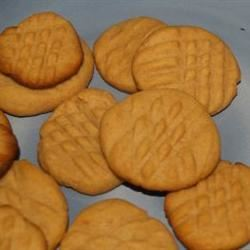 Elaine's Peanut Butter Cookies Cooking Momma