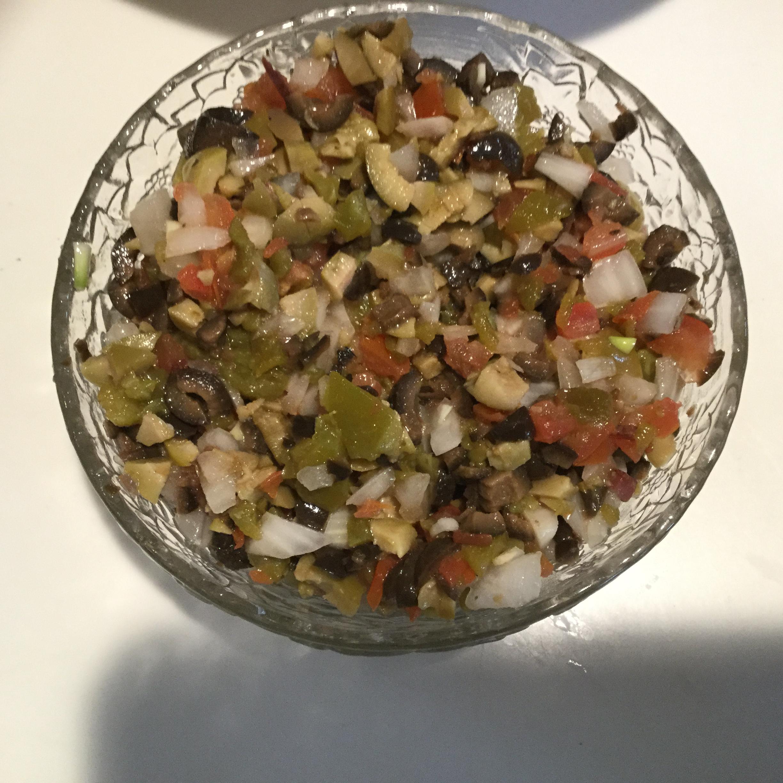 Fabulous Olive Salsa by James Ken Judy