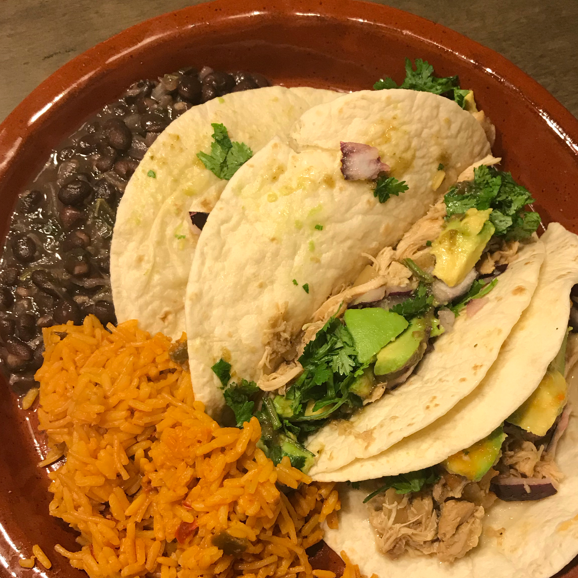 Slow Cooker Pulled Chicken Tacos Sarah Willsey