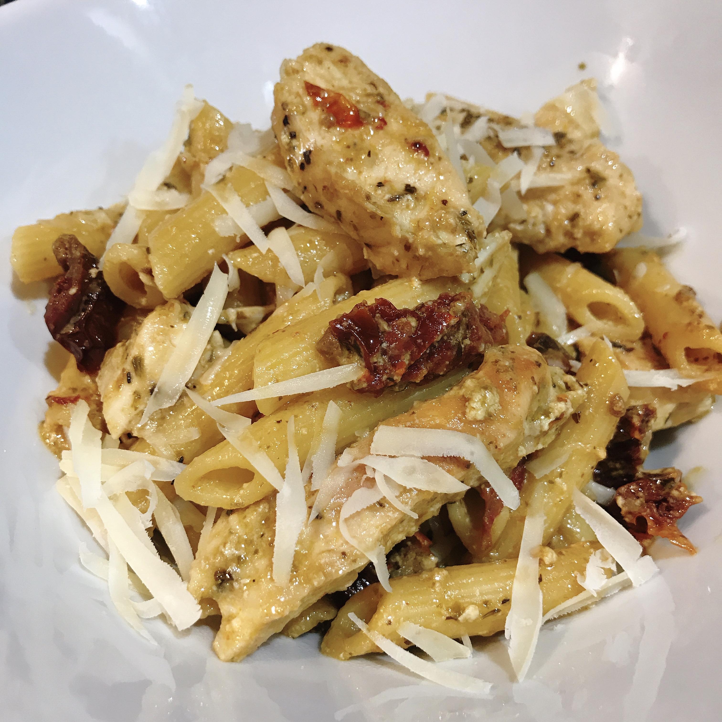 Instant Pot® Chicken Pesto