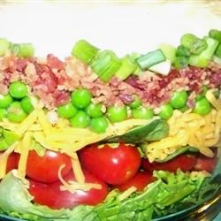 Seven Layer Salad Tracy
