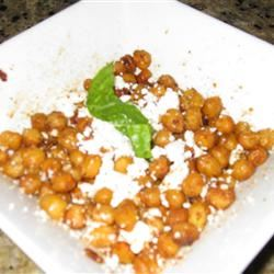 Roasted Spicy Garbanzo Beans Tami Jones
