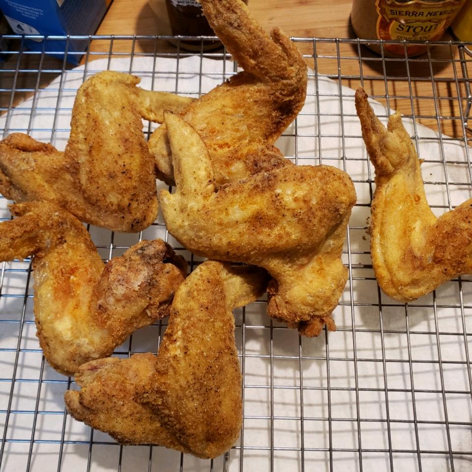 Rice Crispy Wings