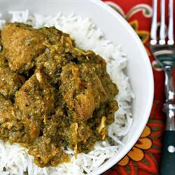 Jonagold's Chicken Vindaloo Brittney Tun