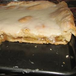 Apple Sheet Cake