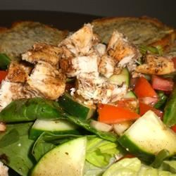 Green Salad kellieann