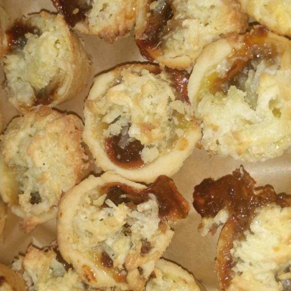 Jam Filled Thumbprint Cookies