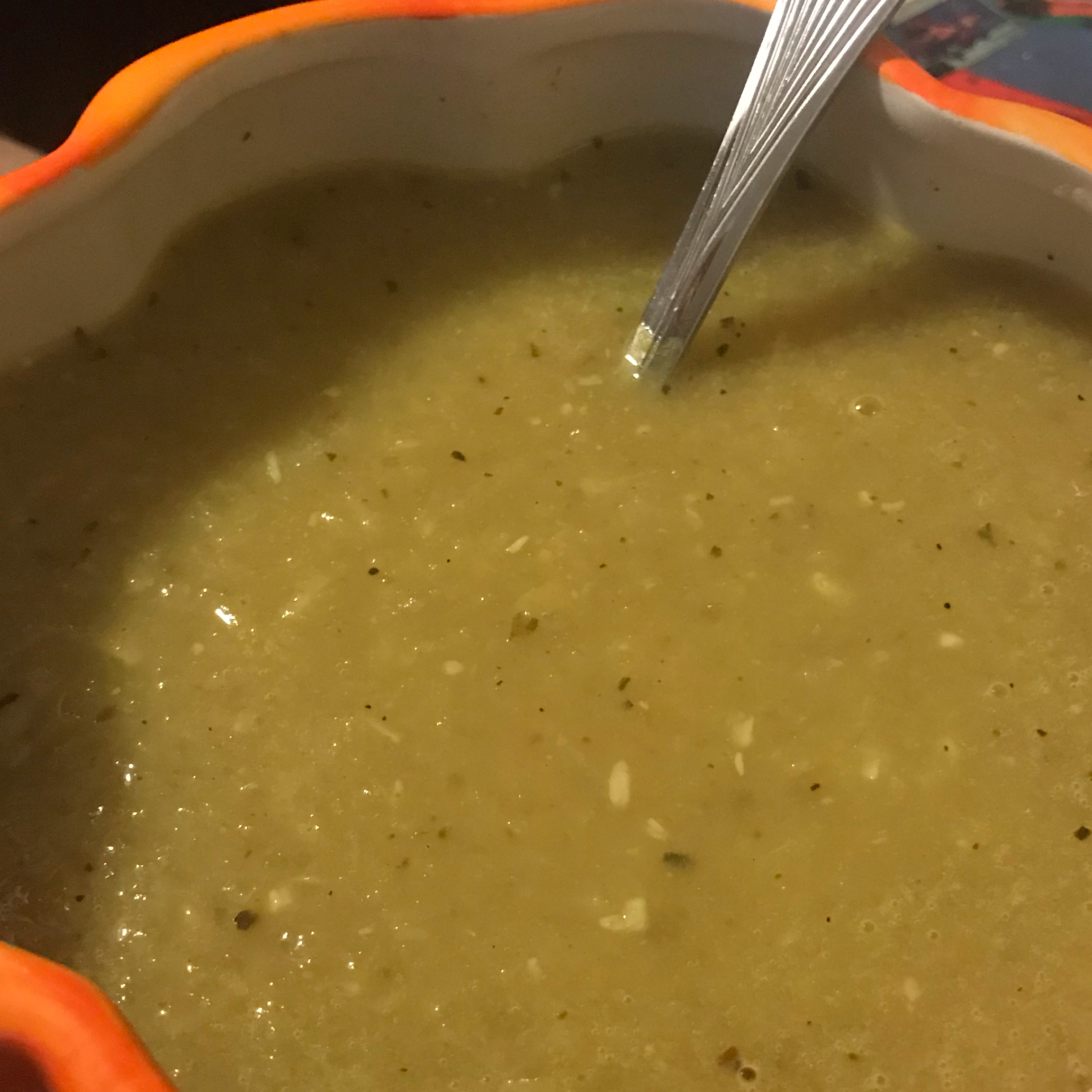 Chayote Soup