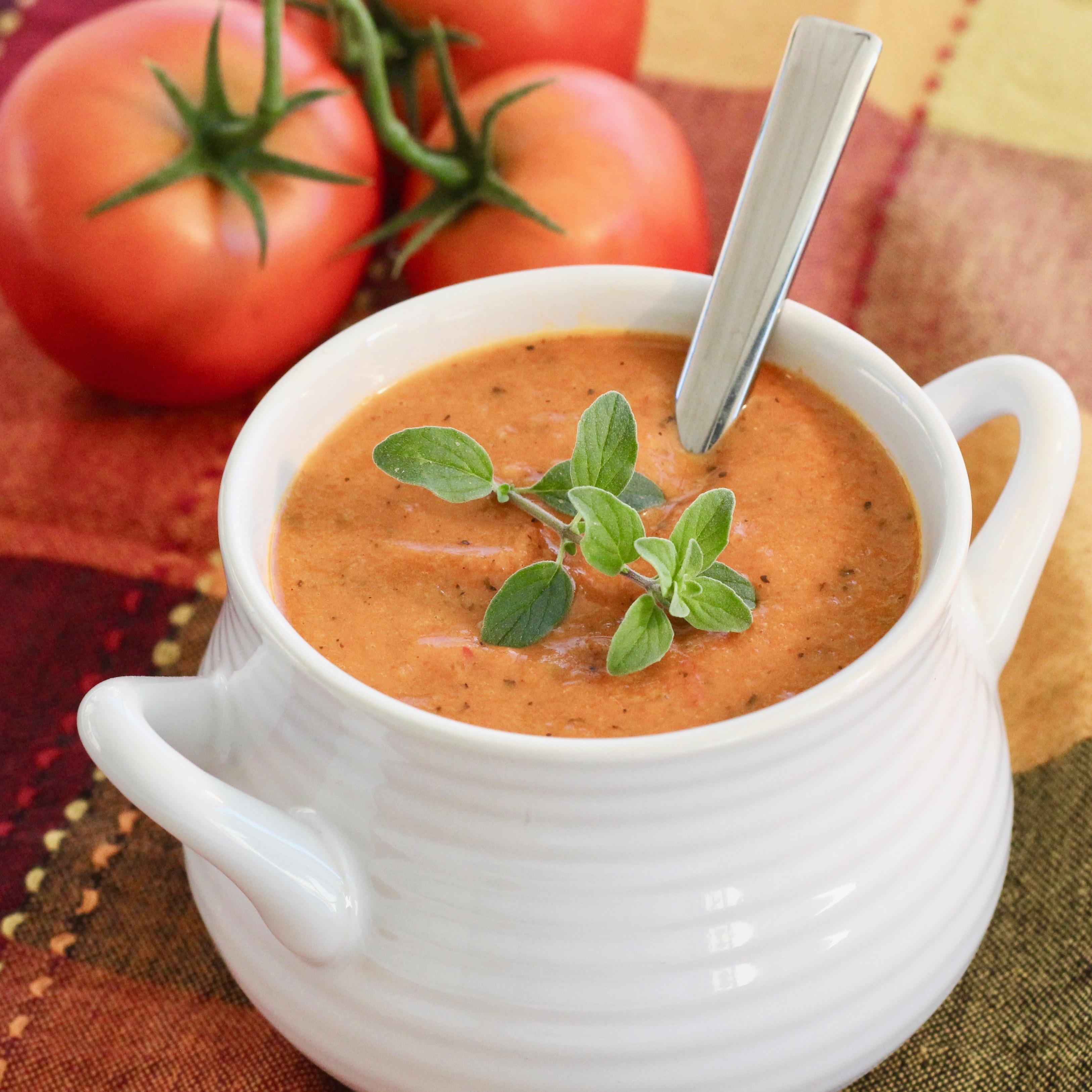 Instant Pot® Tomato Soup lutzflcat