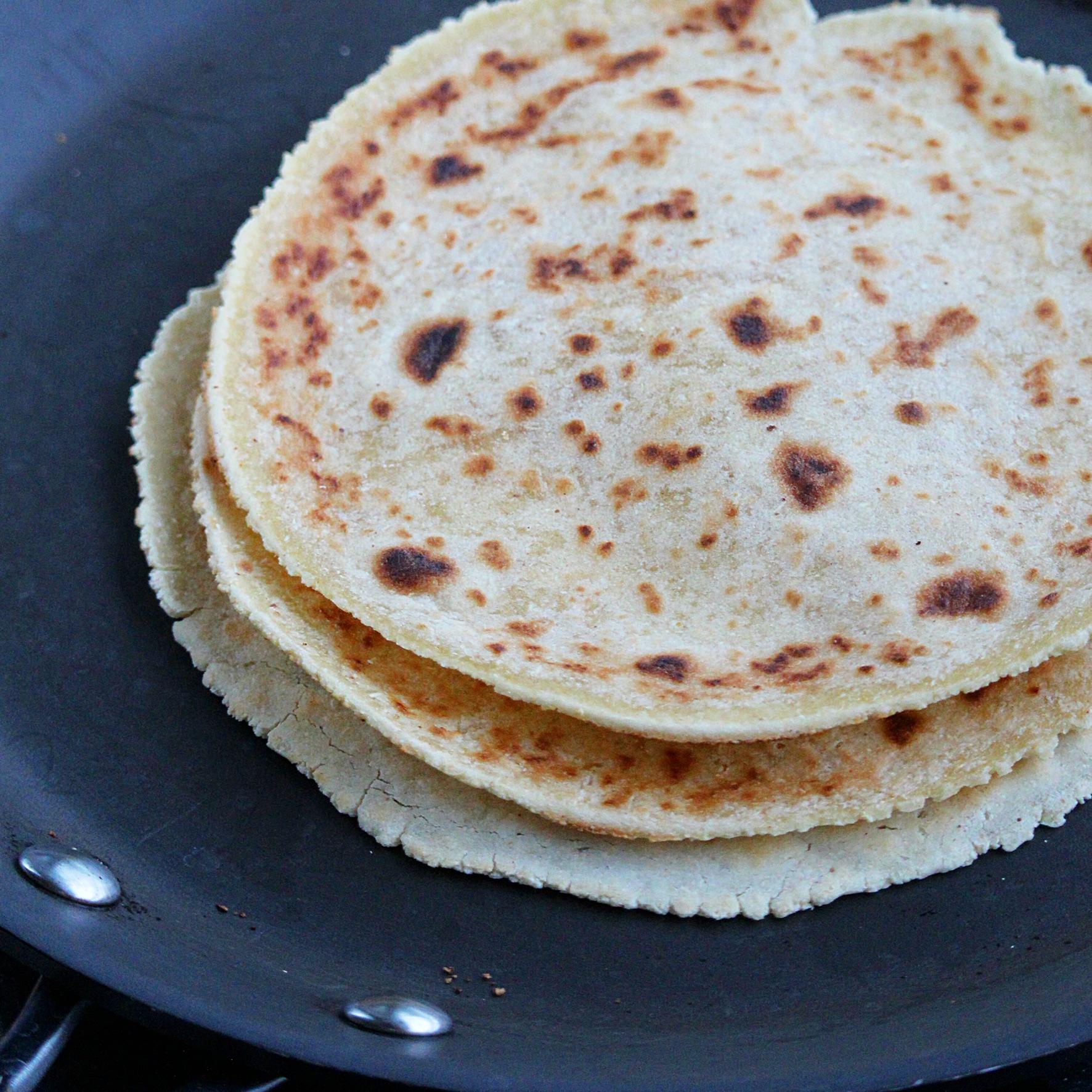 Cassava Flour Tortillas Buckwheat Queen