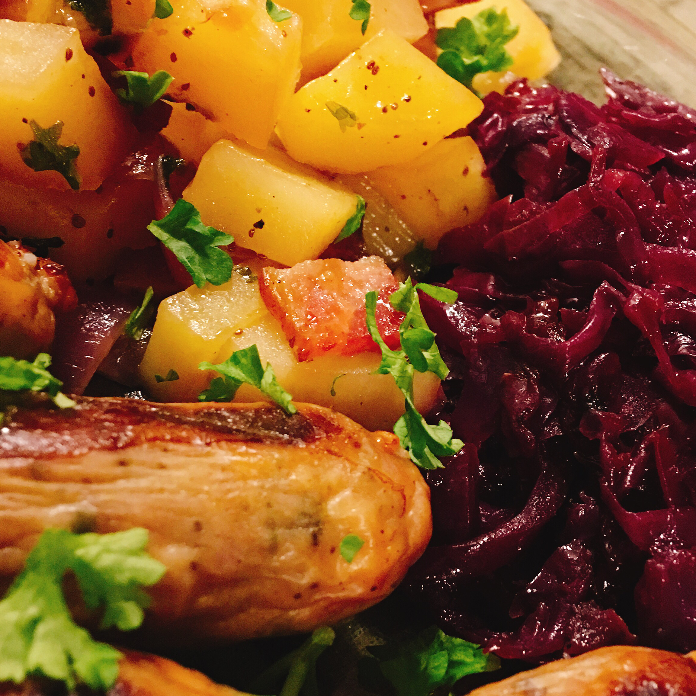 Grandma Jeanette's Amazing German Red Cabbage Vanessa Martens