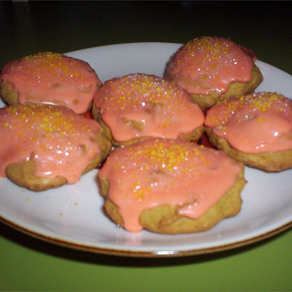Pumpkin Cookies III