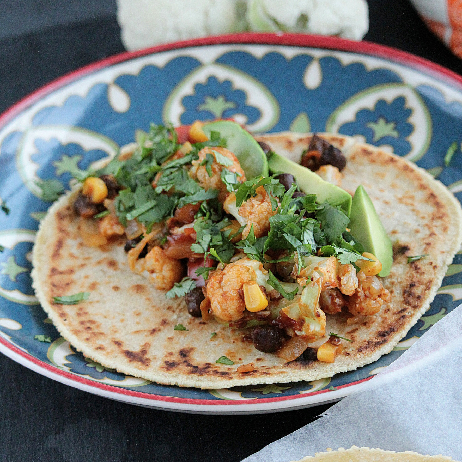 Plant-Based Taco Buckwheat Queen