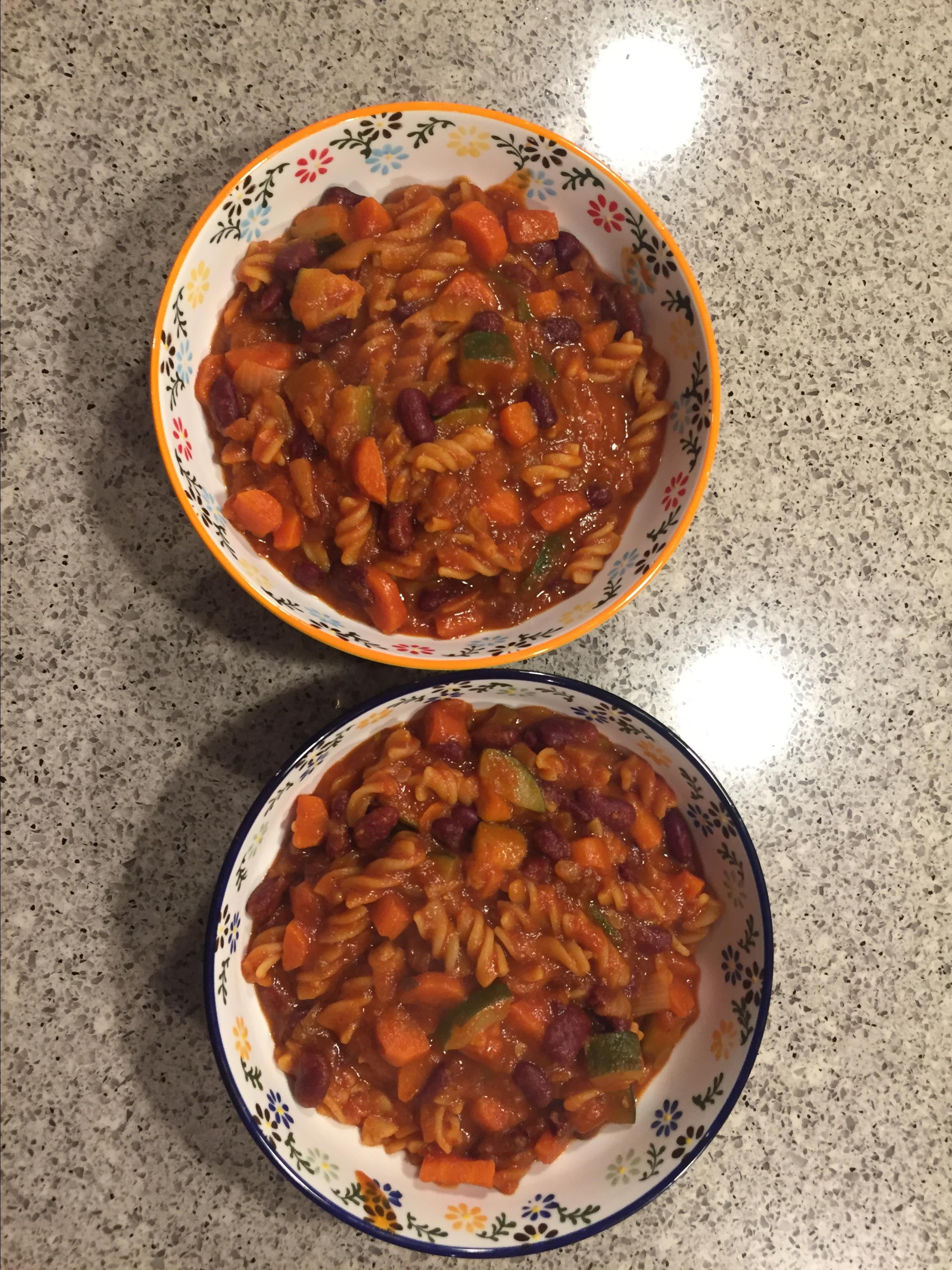 Classic Minestrone Soup Zoey