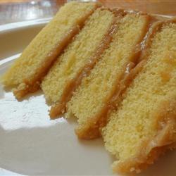 Caramel Cake I RunnerGirl