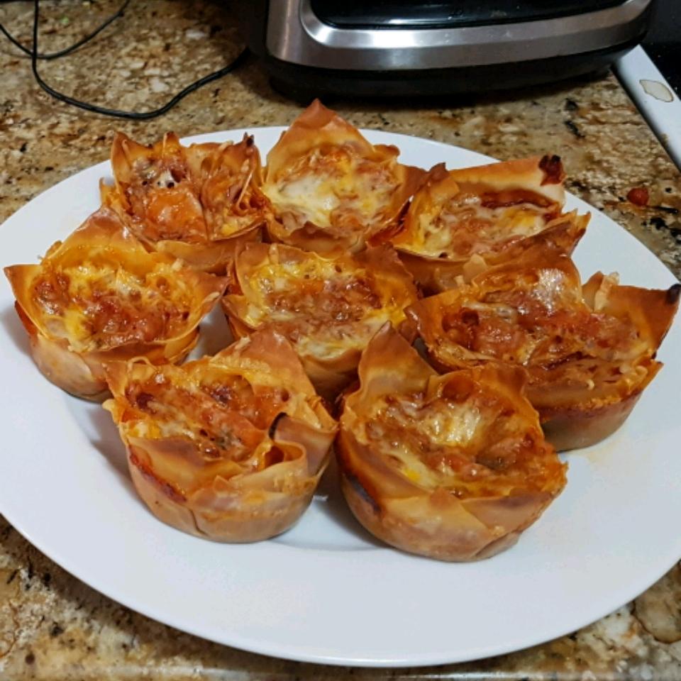Lasagna Muffins Chanenheim