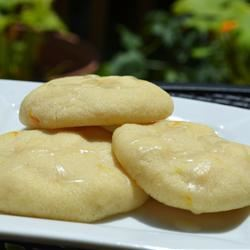 Orange White Chocolate Chip Beltane Cookies