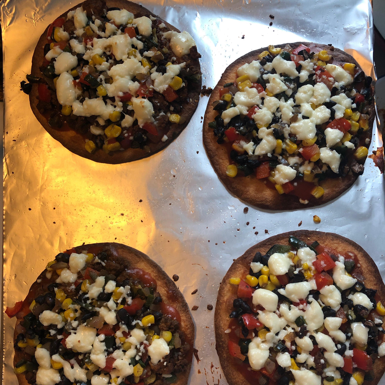 Veggie Pizzadillas Jessi