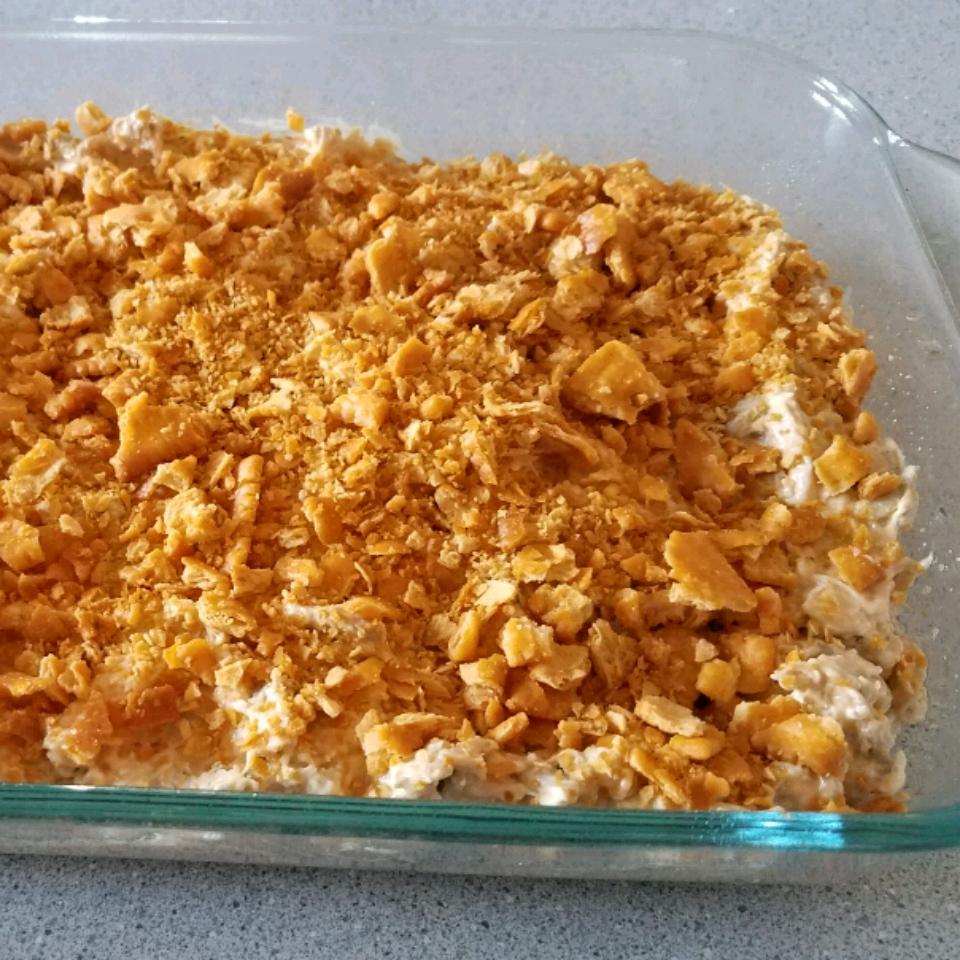 Spicy Buffalo Chicken Bake Michelle Laird