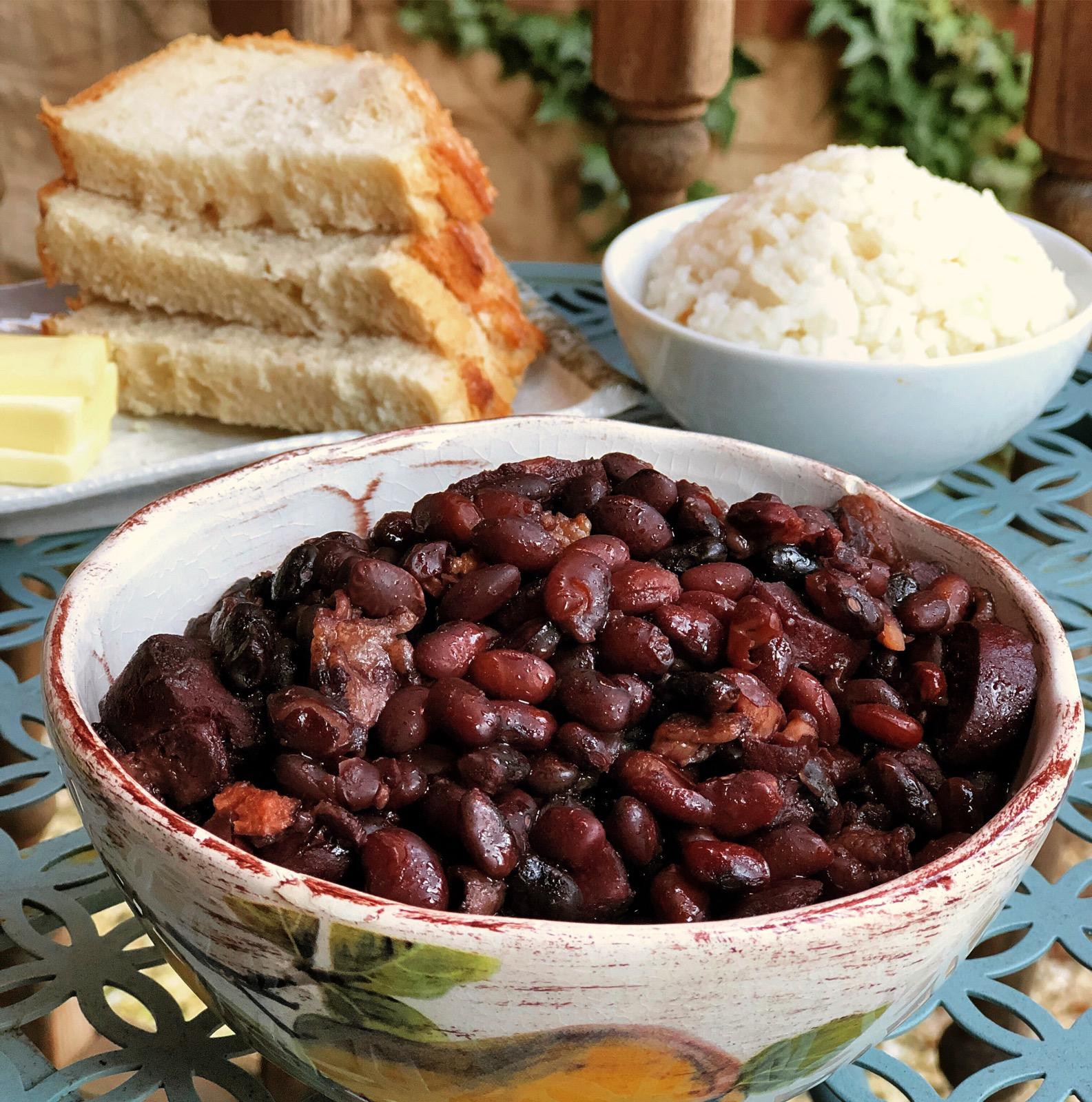 Instant Pot® Baked Black Beans