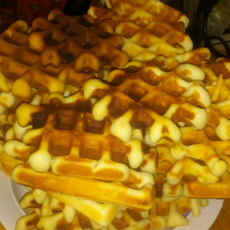 Waffle Cookies I Art Hage