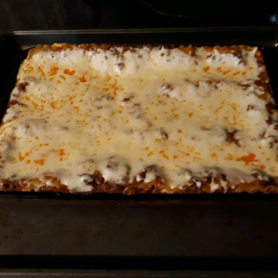 Bob's Awesome Lasagna Karan Belless