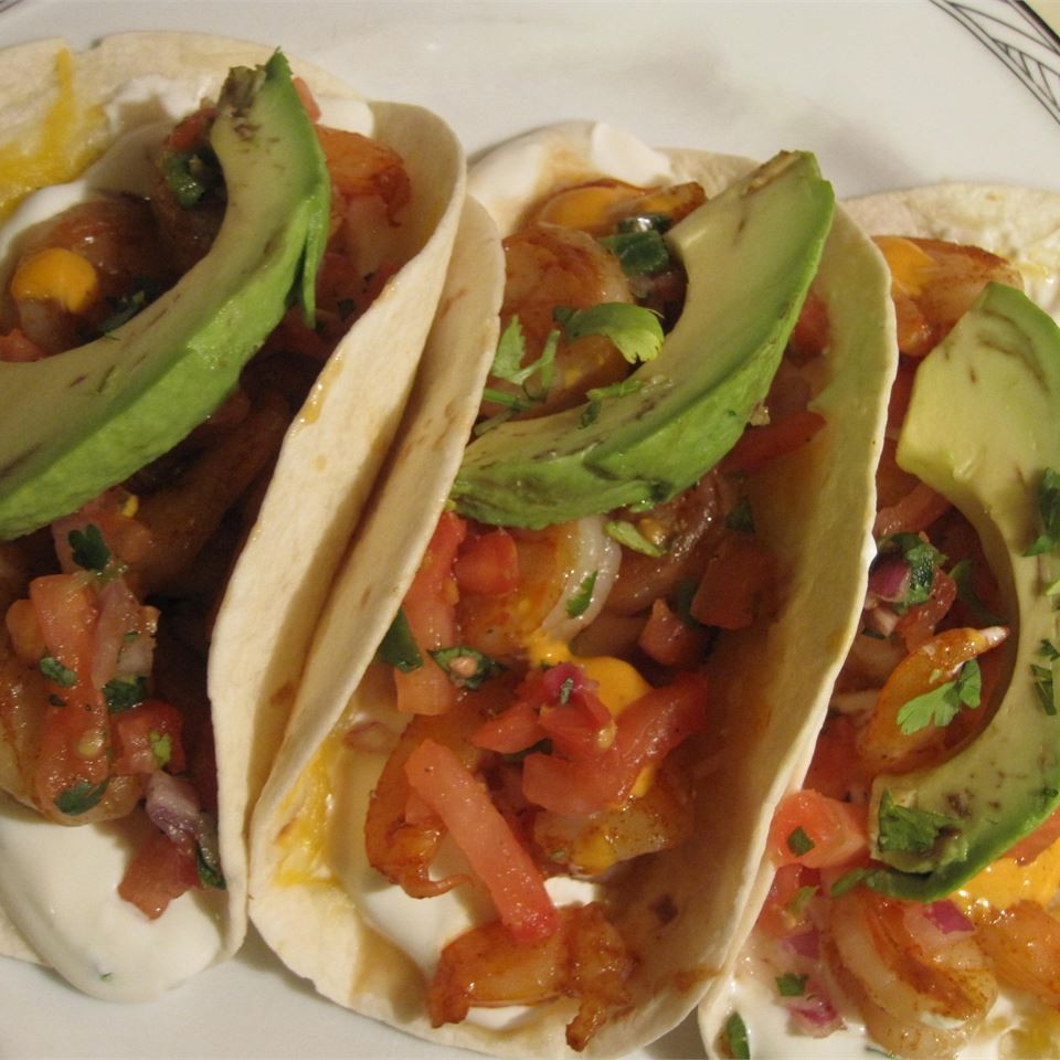Chipotle Shrimp Tacos Karina7268