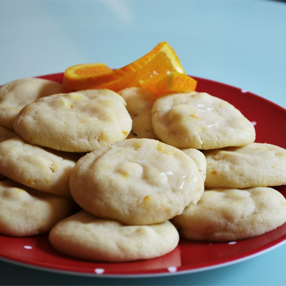Orange White Chocolate Chip Beltane Cookies SMClanton