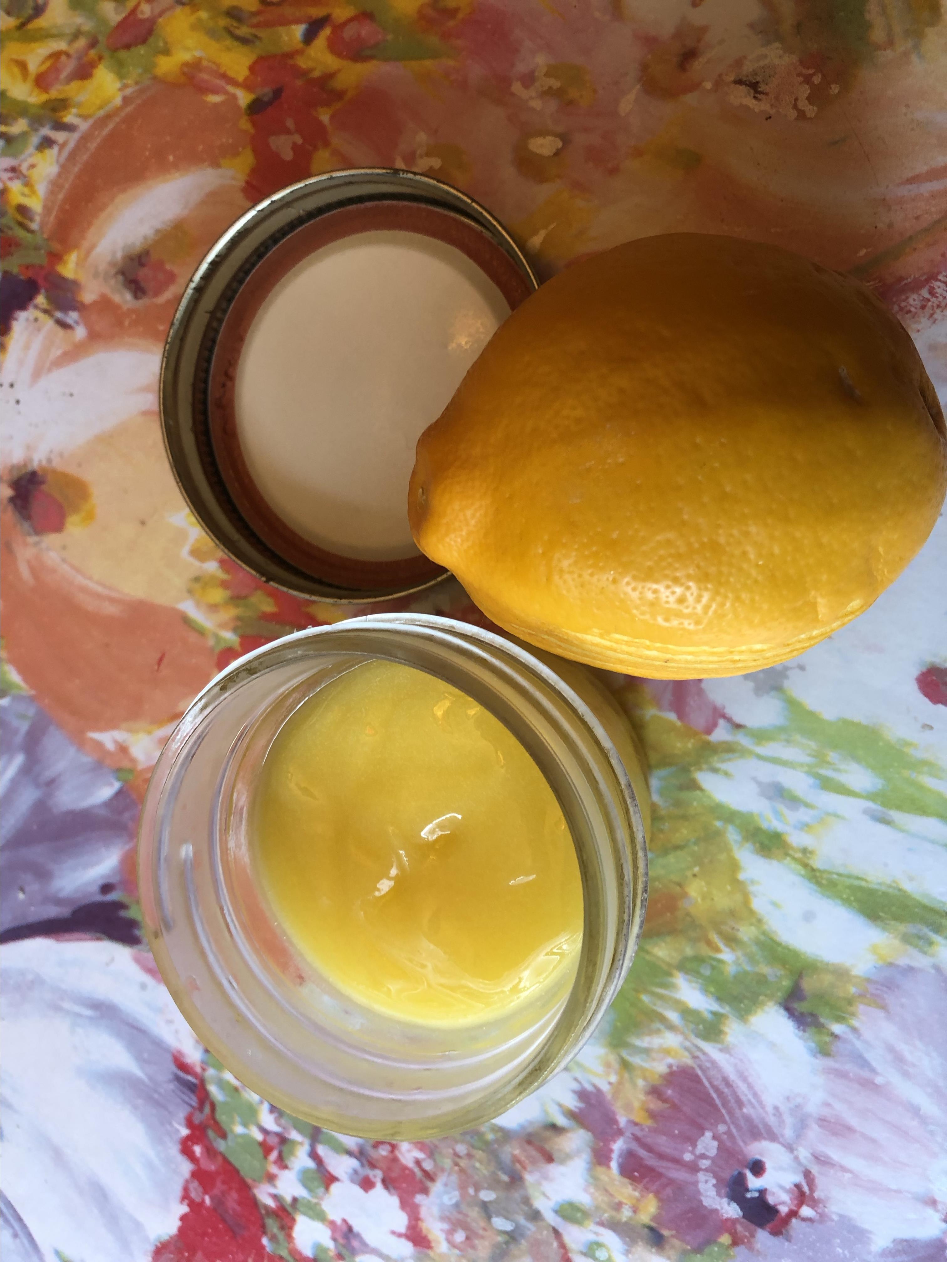 Lemon Curd SashaFoxtrot