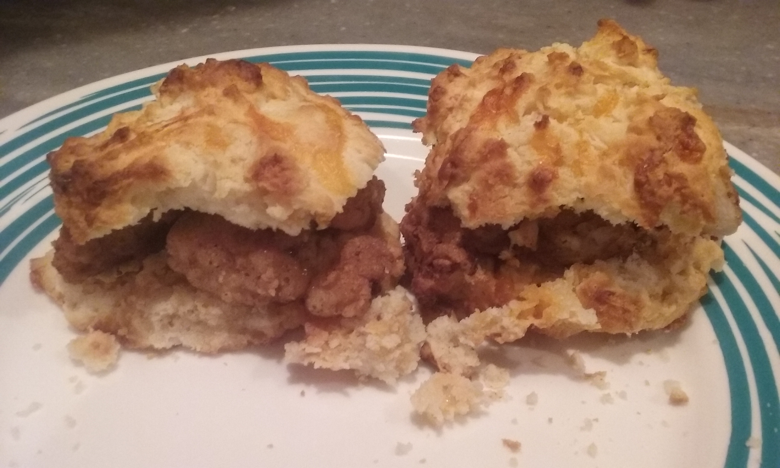 Simple Nashville Hot Chicken Biscuits Diana