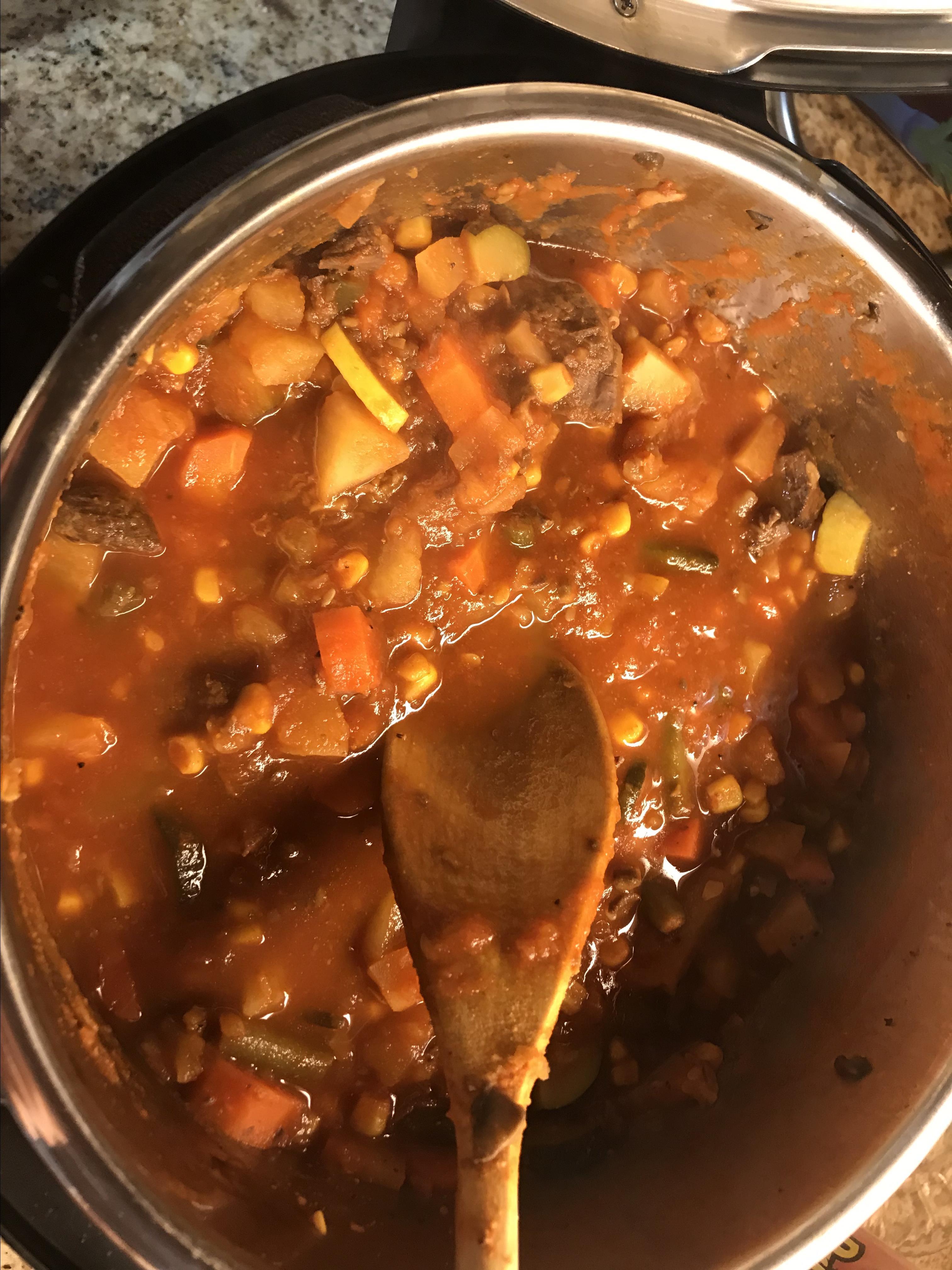 Instant Pot® Best Beef Stew Abby