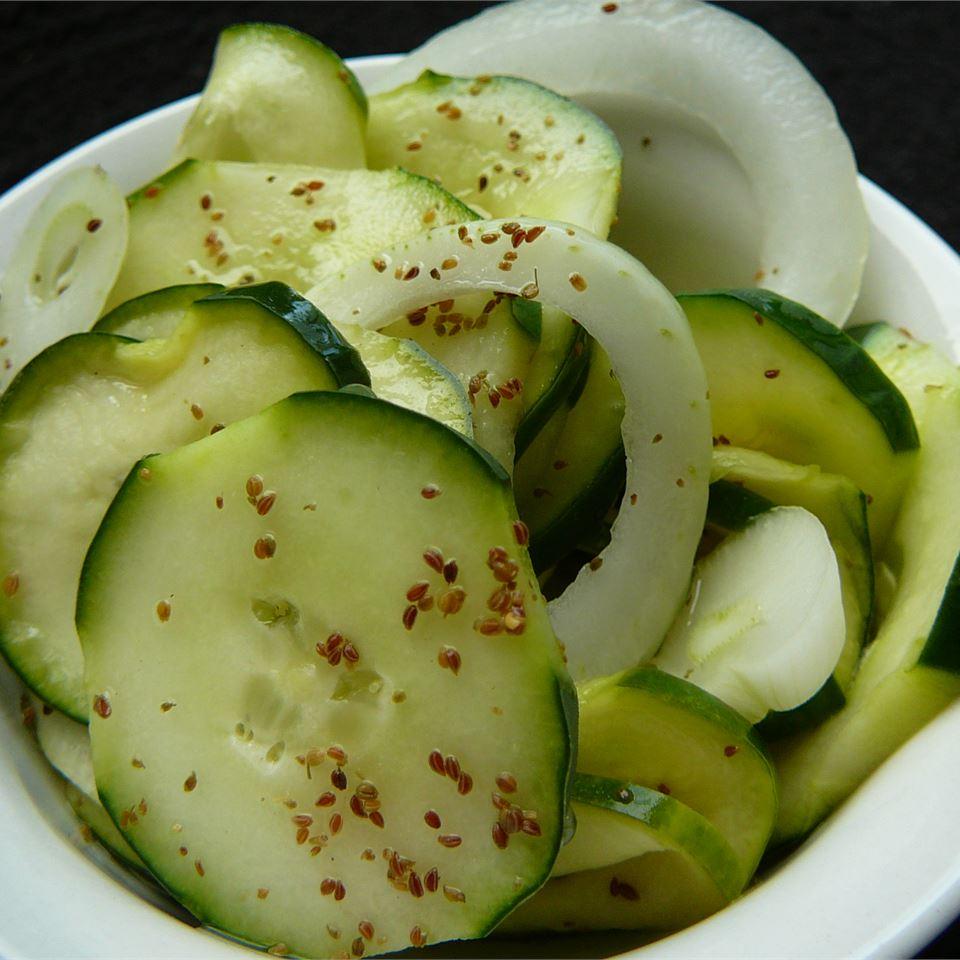Ceil's Cucumber Slices
