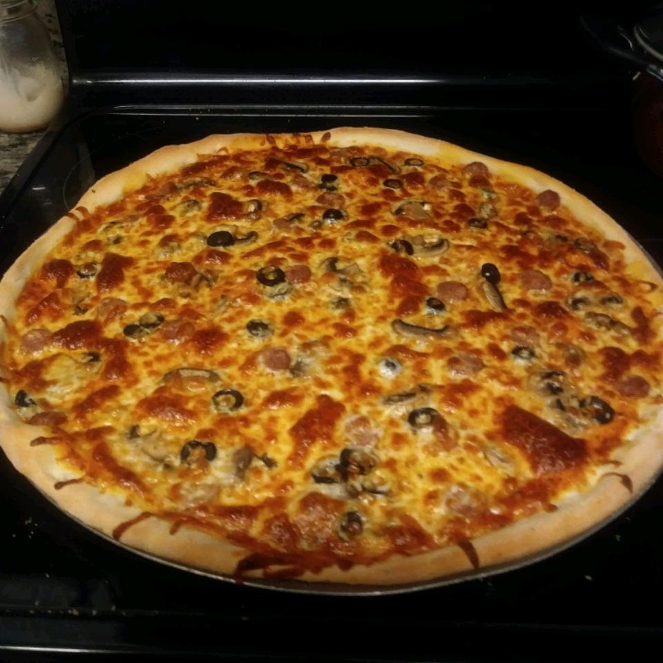 Master Pizza Dough Daniel Bouchard