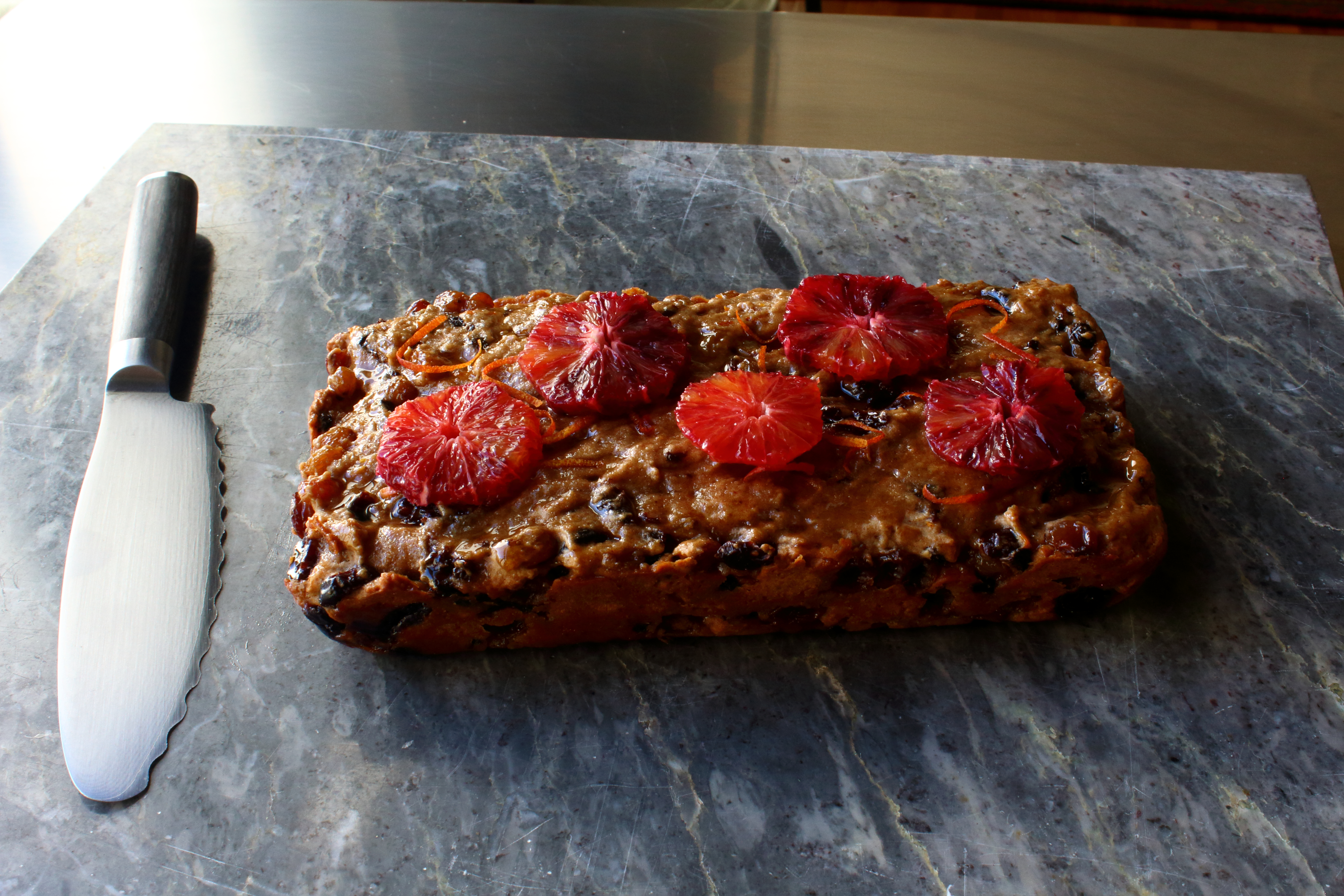 Irish Tea Cake (Barmbrack) Chef John