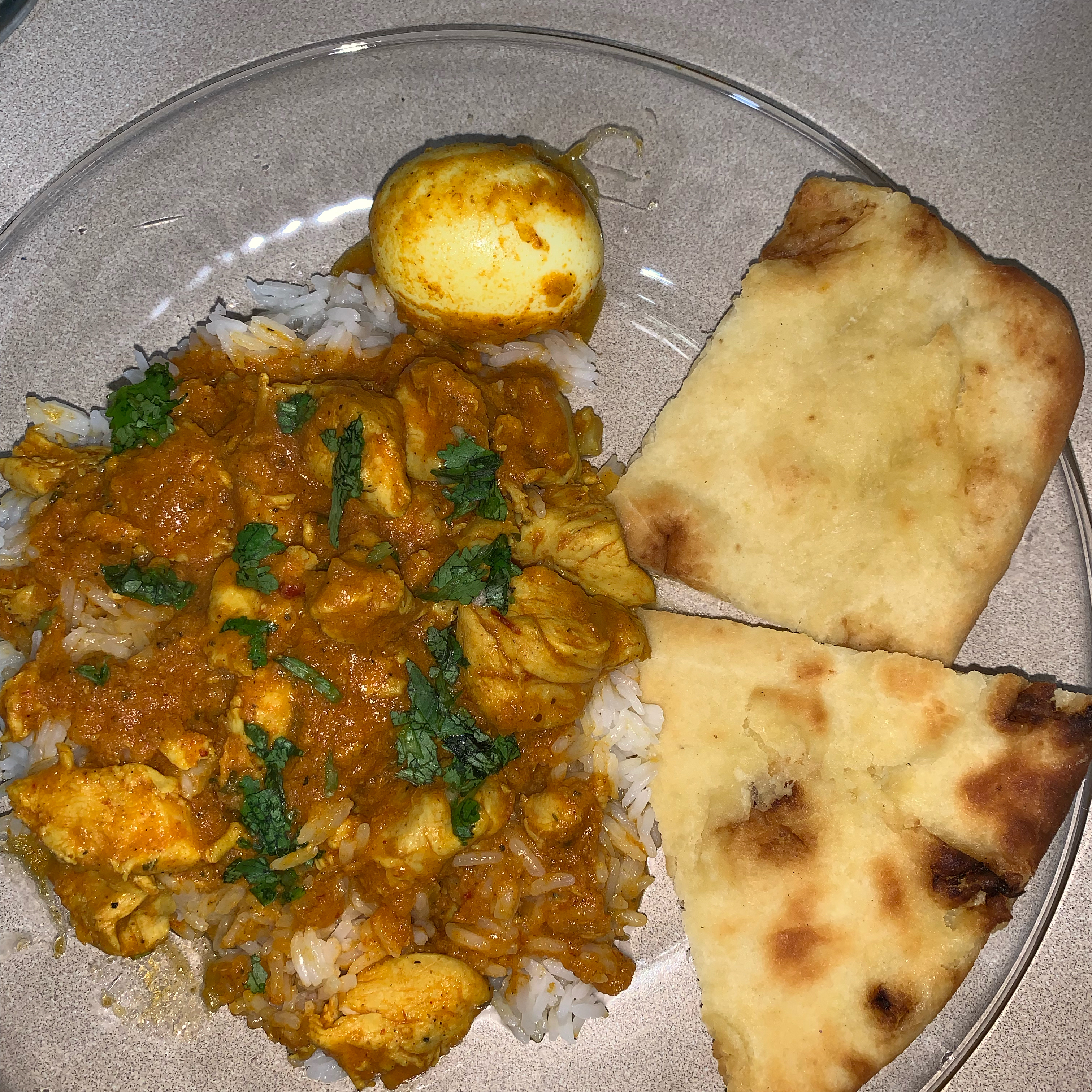 Easy Indian-Style Chicken Chane Murray