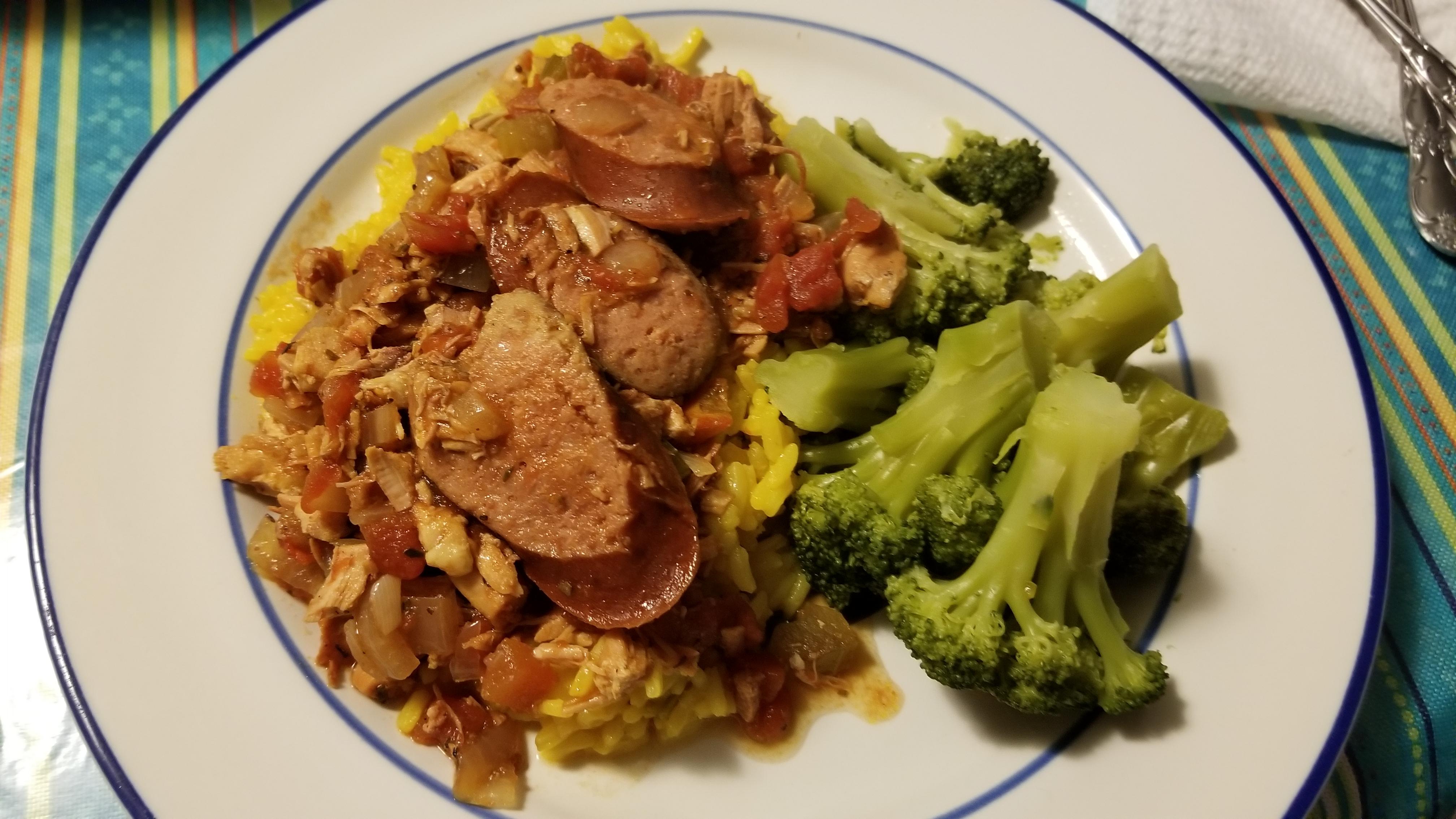 Meaty Slow Cooker Jambalaya SoFlaGal361