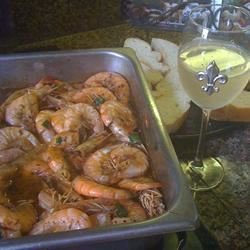 New Orleans Barbeque Shrimp