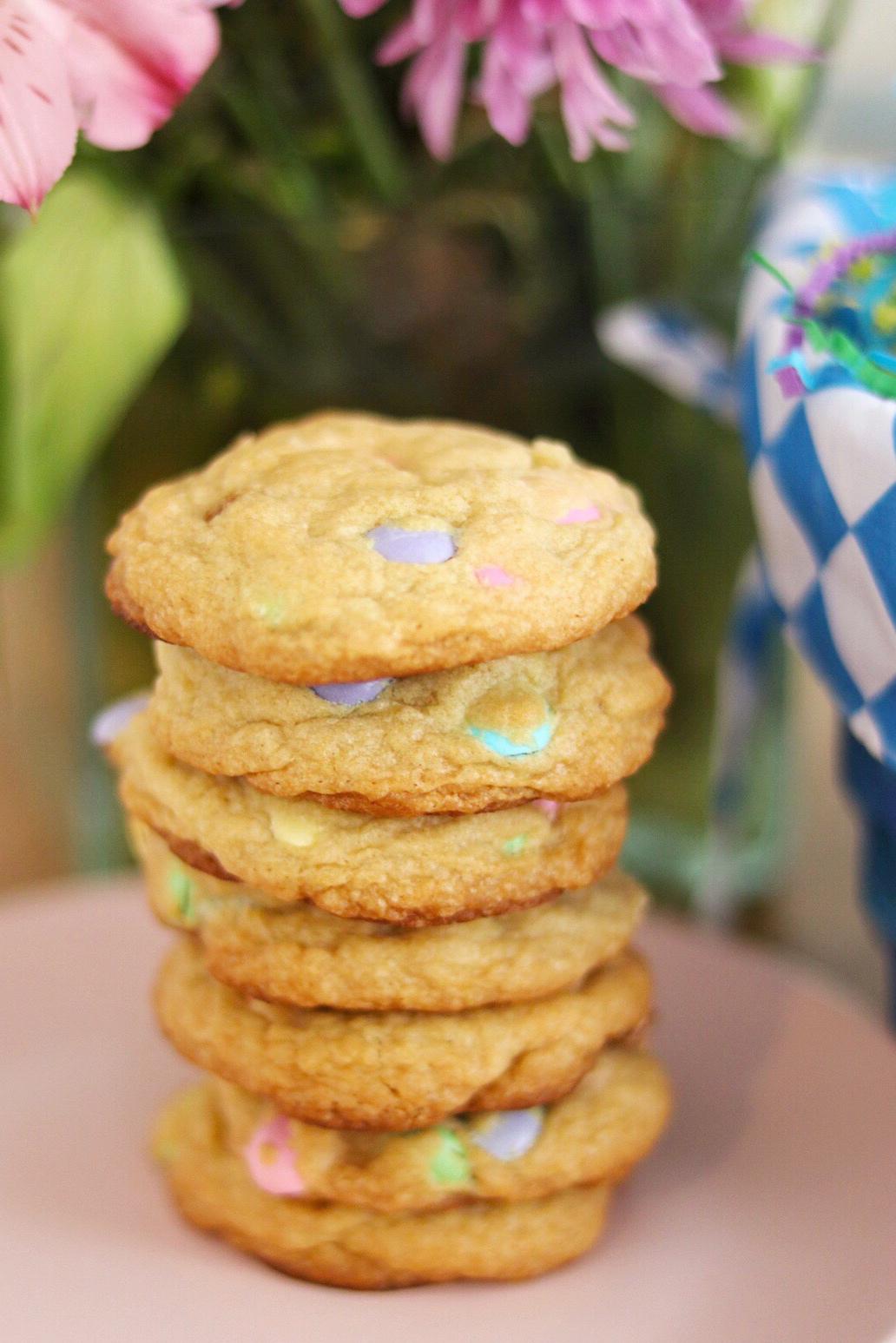 Easter M&M® Cookies